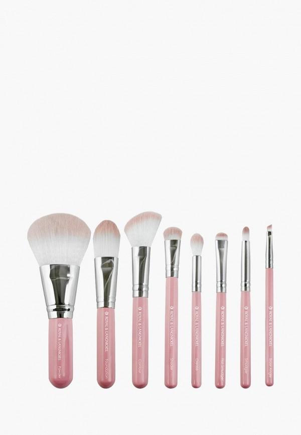 Набор кистей для макияжа Royal&Langnickel Royal&Langnickel MP002XW1APDT набор для ванной regency royal household xhd1006a 6d