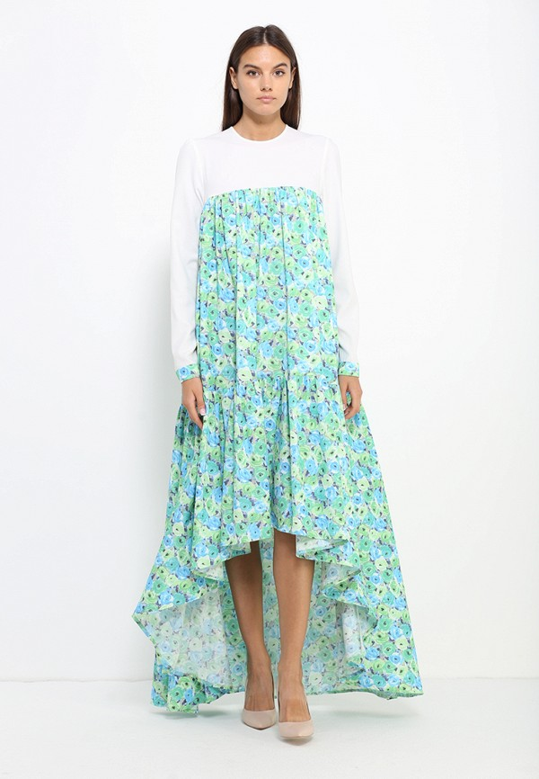 Платье Sahera Rahmani Sahera Rahmani MP002XW1APGA недорго, оригинальная цена