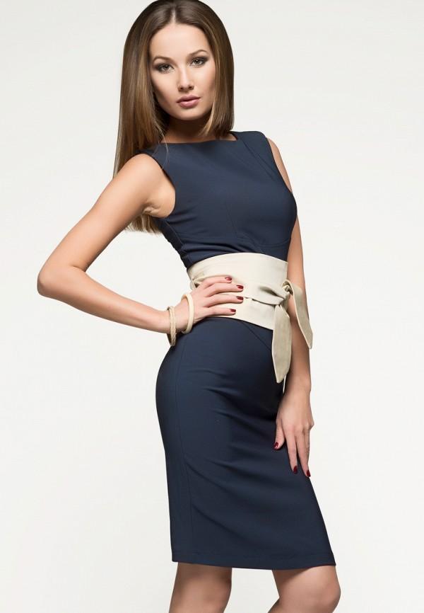 Купить Платье D&M by 1001 dress, mp002xw1apjl, синий, Осень-зима 2018/2019