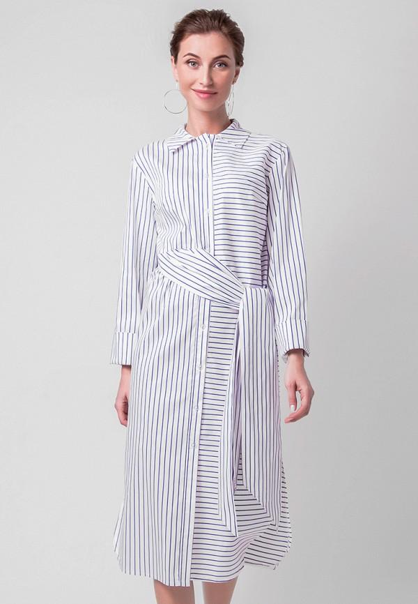 Купить Платье Olga Skazkina, MP002XW1APR8, белый, Осень-зима 2017/2018