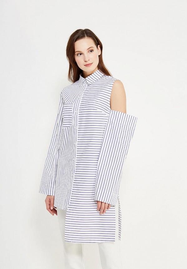 Купить Рубашка Olga Skazkina, MP002XW1APRC, белый, Осень-зима 2017/2018