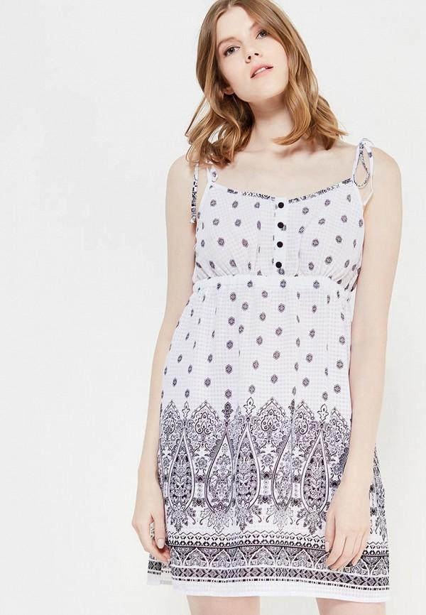 Сорочка ночная Mia-Mia Mia-Mia MP002XW1AQ6C сорочка и стринги soft line mia размер s m цвет белый