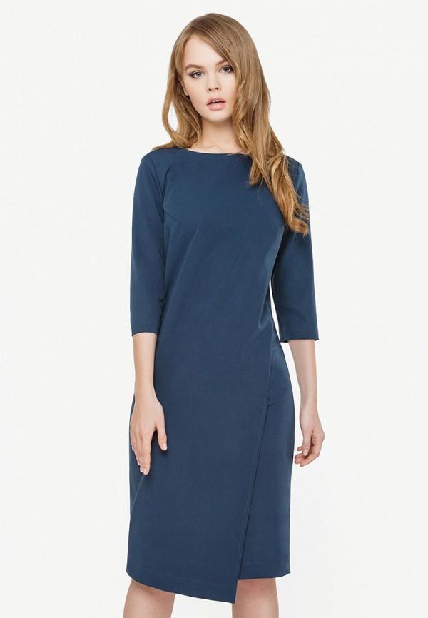 Купить Платье GK Moscow, MP002XW1AQDQ, бирюзовый, Осень-зима 2017/2018