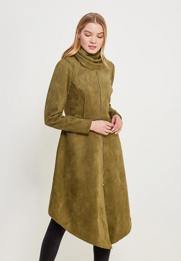 женское пальто sahera rahmani, хаки
