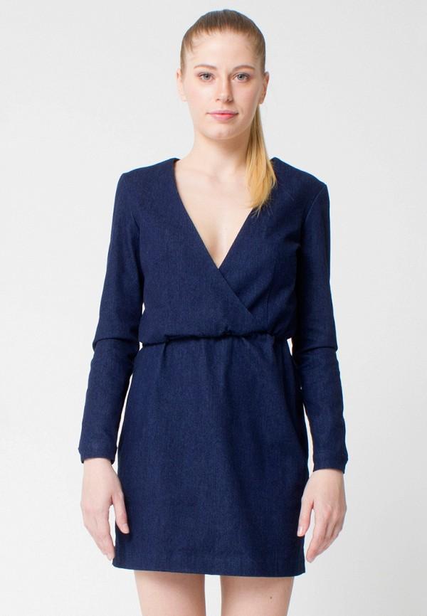 Платье джинсовое Cauris Cauris MP002XW1AR9H платье cauris cauris mp002xw15hxn