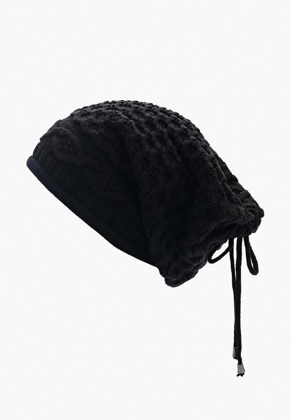 женская шапка colin's, черная