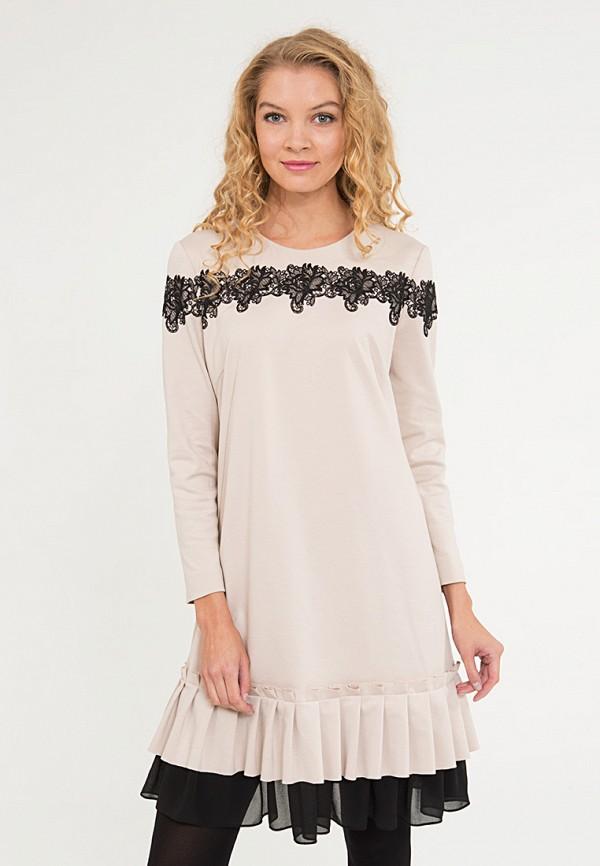 Платье Yaroslavna Yaroslavna MP002XW1AS3Z платье yaroslavna yaroslavna mp002xw1as3c