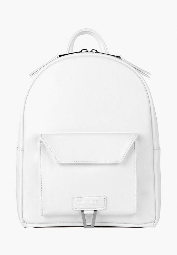 женский рюкзак arny praht, белый