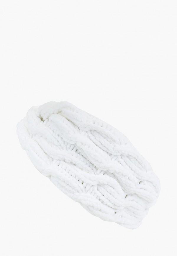 Купить Повязка Seanna, MP002XW1AS93, белый, Осень-зима 2017/2018