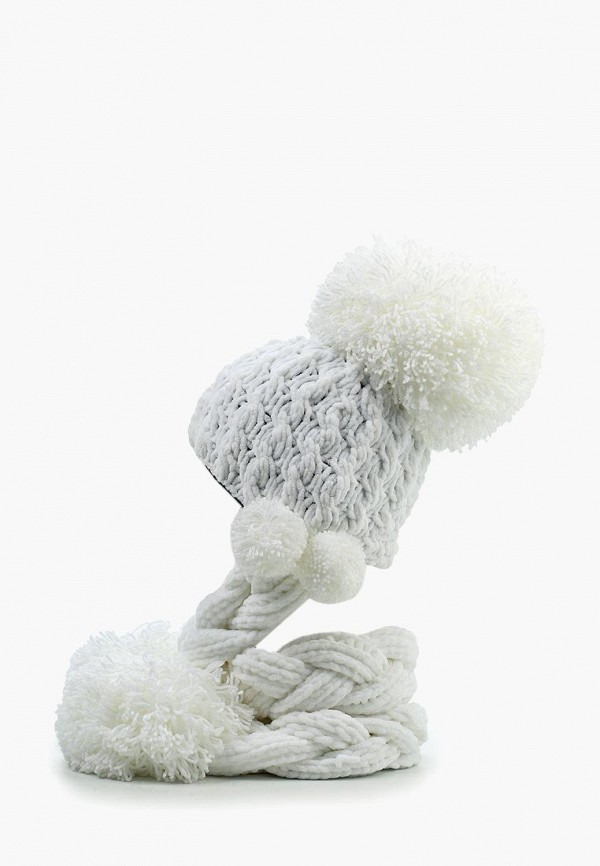Купить Шапка Seanna, MP002XW1AS9N, белый, Осень-зима 2017/2018