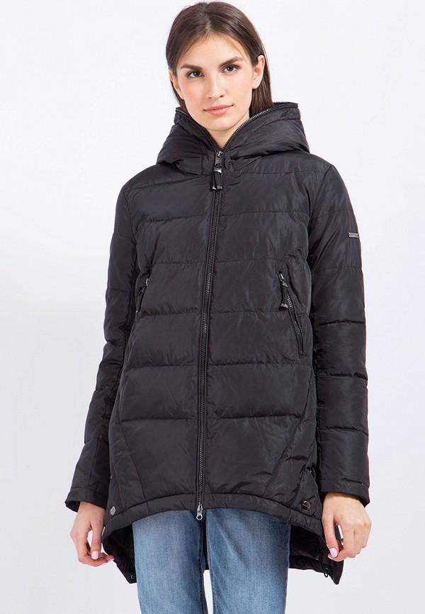 Купить Куртка утепленная Finn Flare, MP002XW1ASBA, черный, Осень-зима 2017/2018