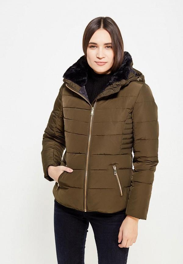 Купить Пуховик Colin's, mp002xw1asez, хаки, Осень-зима 2017/2018