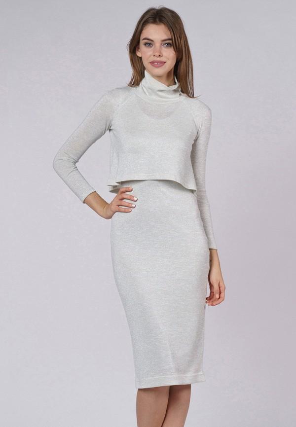 Комплект водолазка и платье Evercode