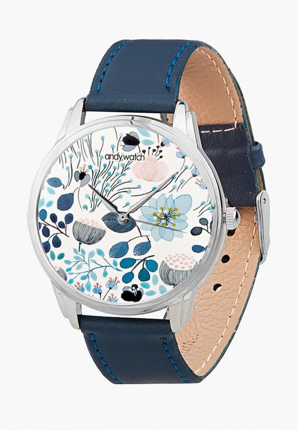 мужские часы andywatch, синие