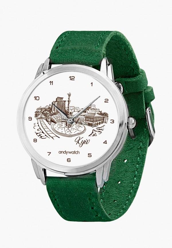 Купить Часы Andywatch, mp002xw1asky, зеленый, Осень-зима 2018/2019