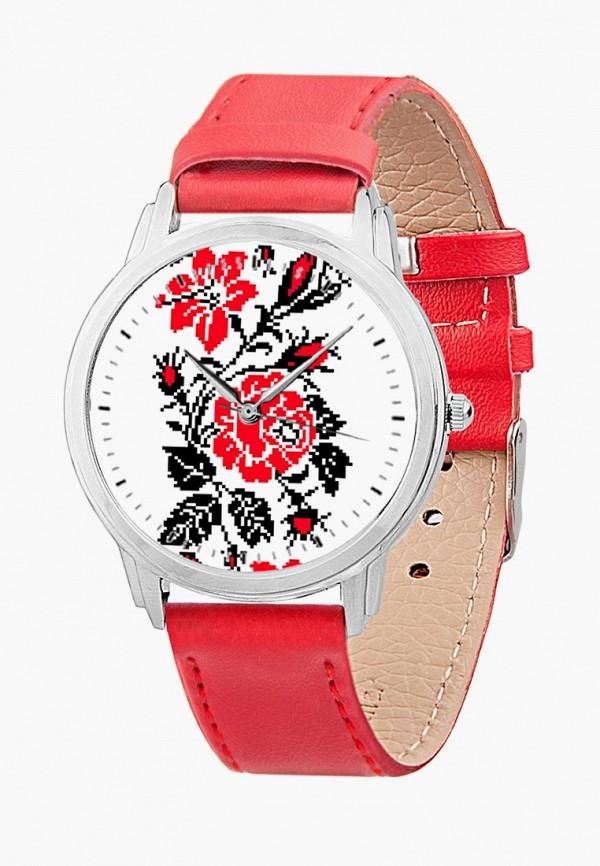 мужские часы andywatch, красные