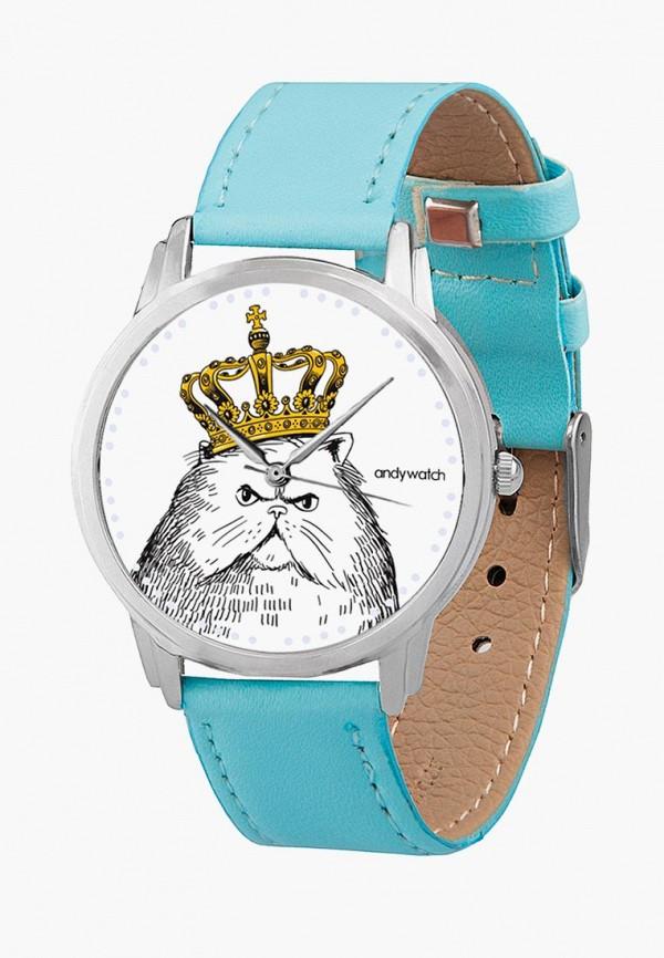 мужские часы andywatch, голубые