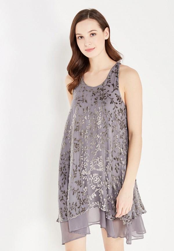 Купить Платье Sack's, MP002XW1ASOY, серый, Осень-зима 2017/2018