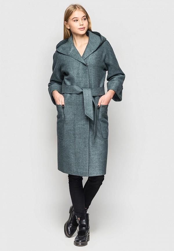 мужское пальто victoria bloom, серое