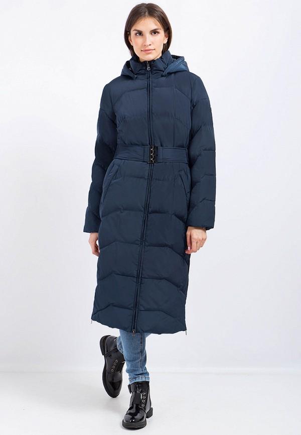 Купить Куртка утепленная Finn Flare, MP002XW1ATGB, синий, Осень-зима 2017/2018