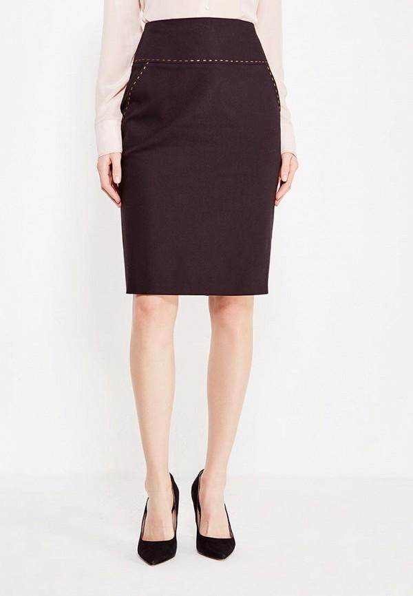 женская прямые юбка sahera rahmani, черная