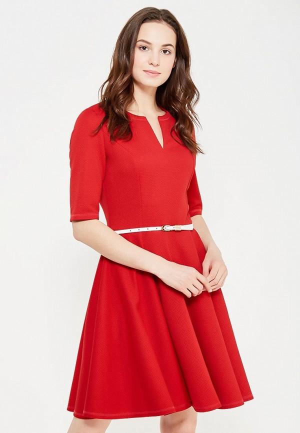 Купить Платье D'lys, MP002XW1AU75, красный, Осень-зима 2017/2018