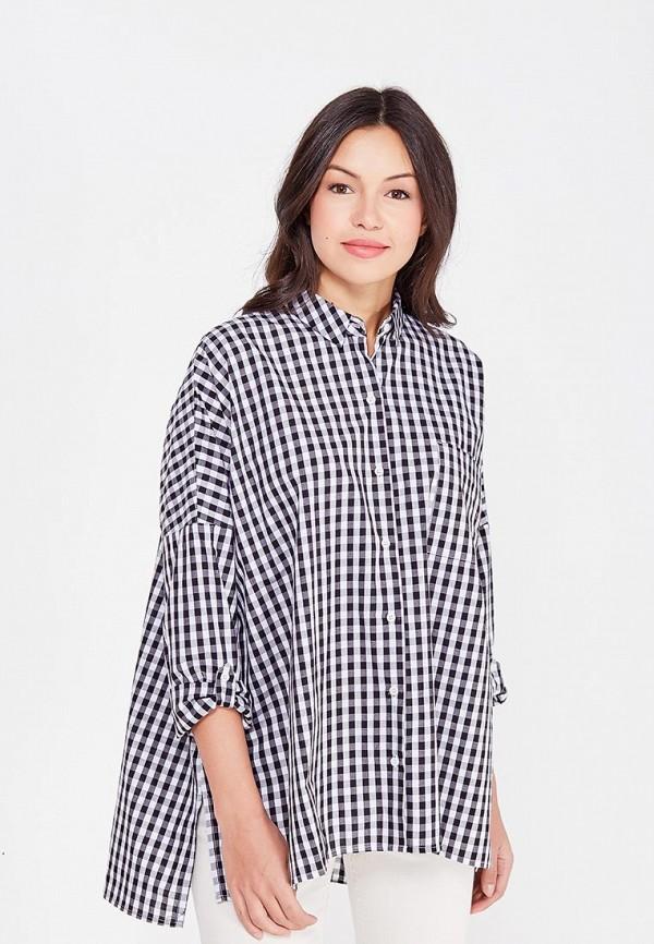 женская рубашка с длинным рукавом cocos, белая