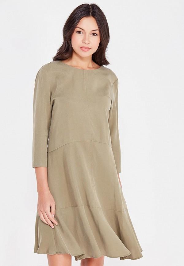 женское повседневные платье cocos, зеленое