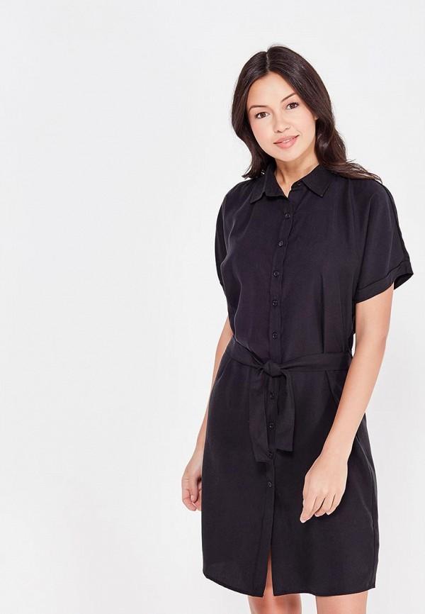 женское повседневные платье cocos, черное