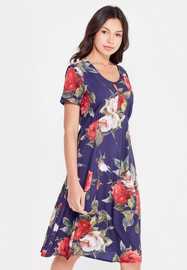 женское повседневные платье cocos, синее