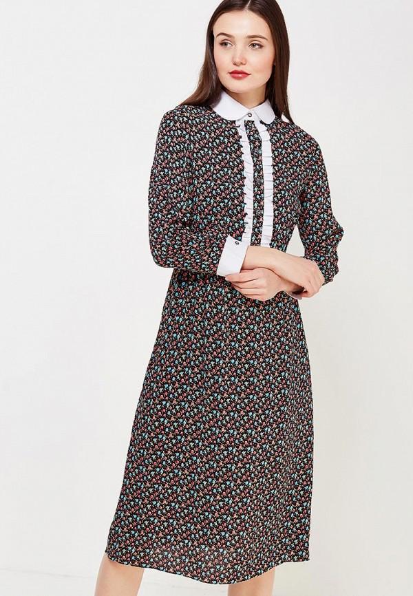 женское повседневные платье ли-лу, разноцветное