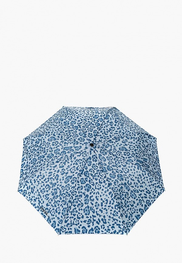 мужской зонт gf ferre, голубой
