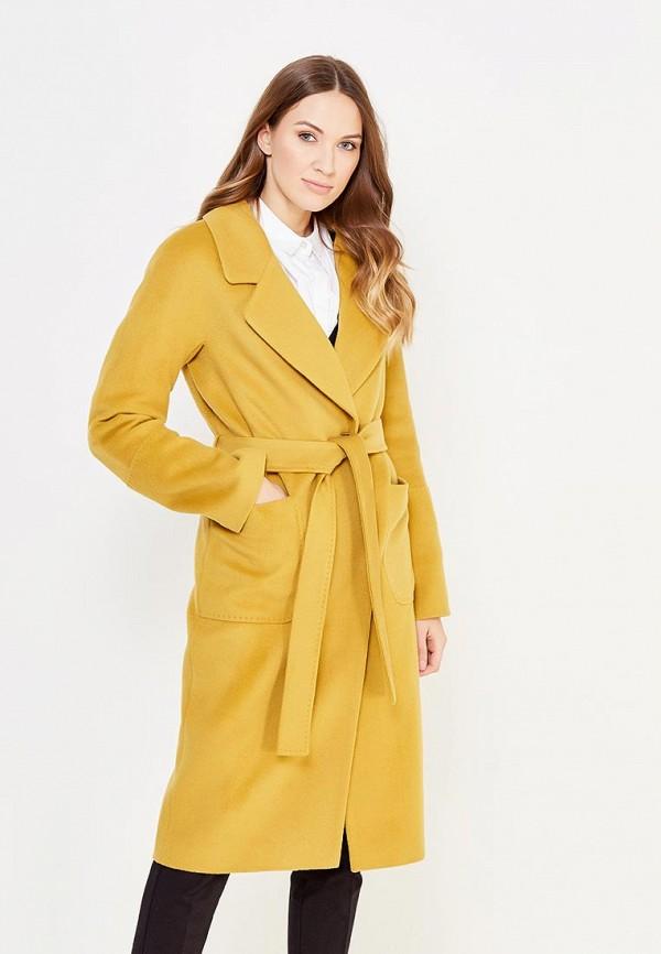 Купить Пальто Ostraya Roza, MP002XW1AUFL, желтый, Осень-зима 2017/2018