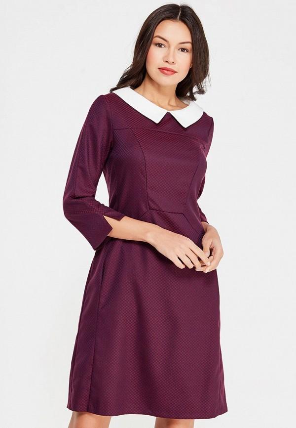 Купить Платье D'lys, MP002XW1AUG8, бордовый, Осень-зима 2017/2018