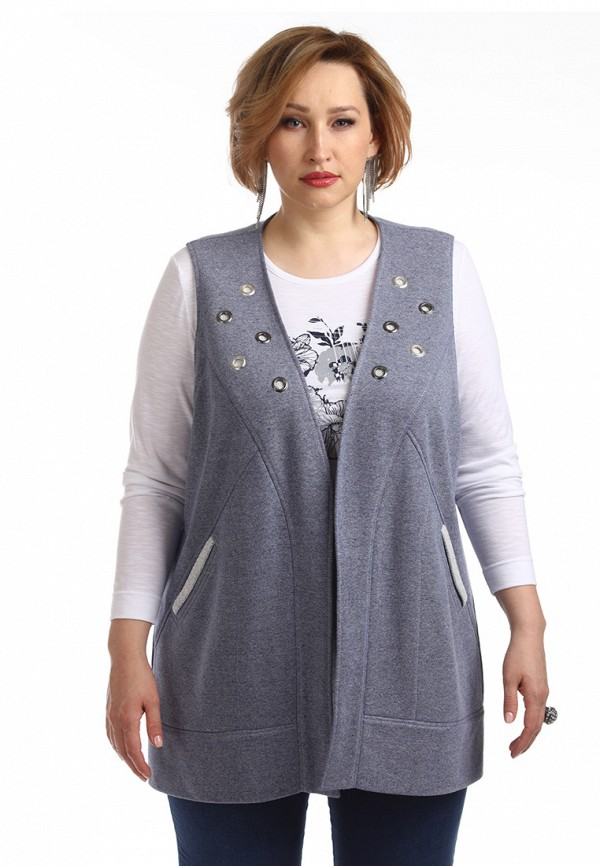 Жилет Averi Averi MP002XW1AUND блузка женская averi цвет голубой 1440 размер 50 52