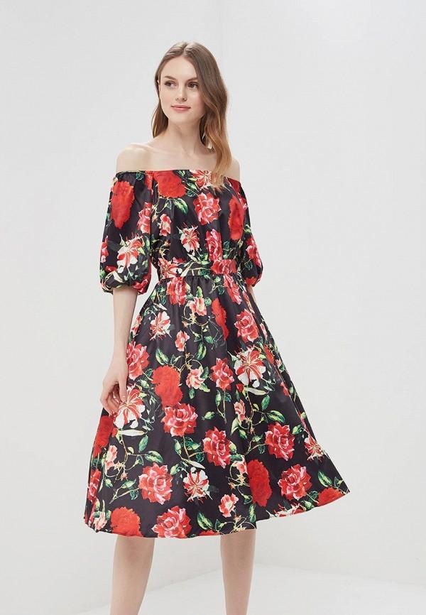 Купить Платье Cavo, MP002XW1AUOG, черный, Осень-зима 2017/2018