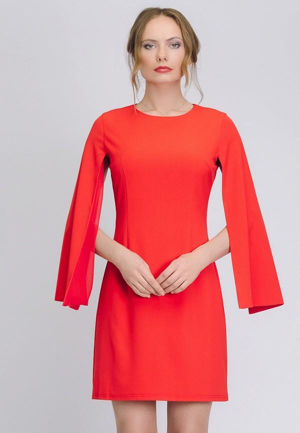 Купить Платье Cavo, MP002XW1AUPQ, красный, Осень-зима 2017/2018
