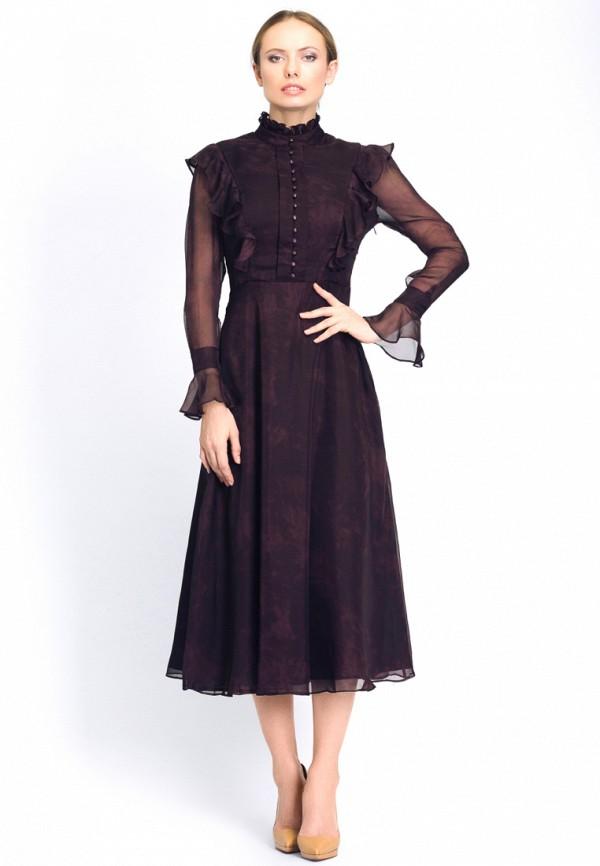 Купить Платье Cavo, MP002XW1AUPY, бордовый, Осень-зима 2017/2018