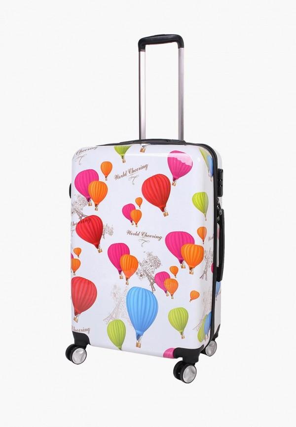 Чемодан Sunvoyage Sunvoyage MP002XW1AUQU чемодан средний m sunvoyage voyage sv015 ac023 24