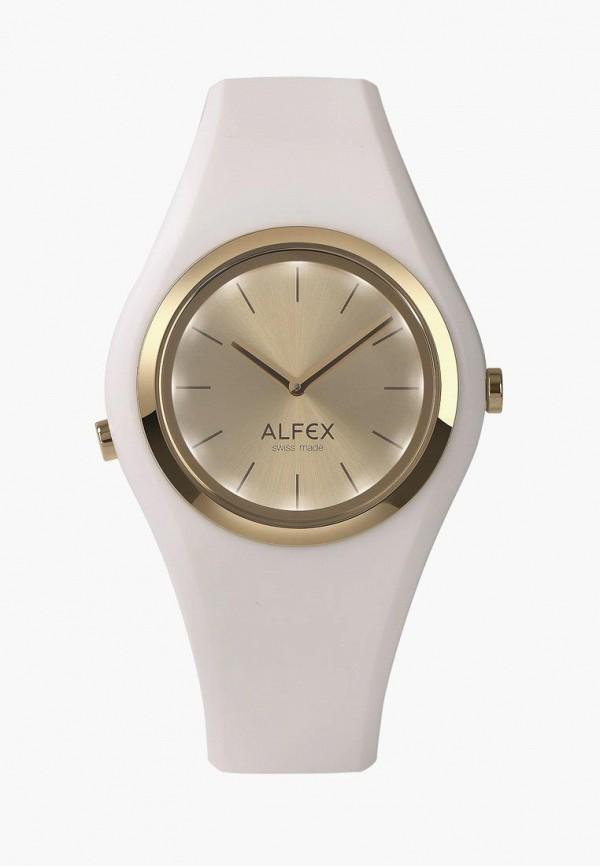 женские часы alfex, розовые