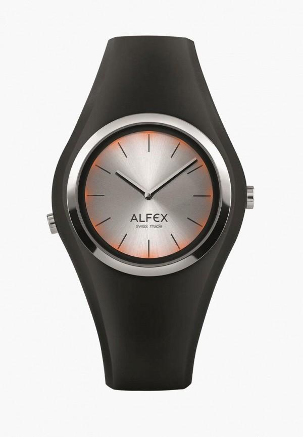 женские часы alfex, серые