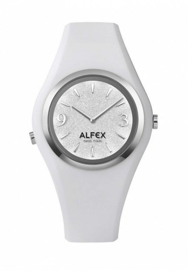 женские часы alfex, белые