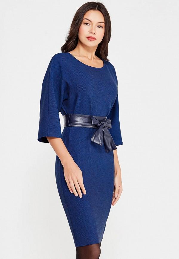 Купить Платье Affari, MP002XW1AUX9, синий, Осень-зима 2017/2018