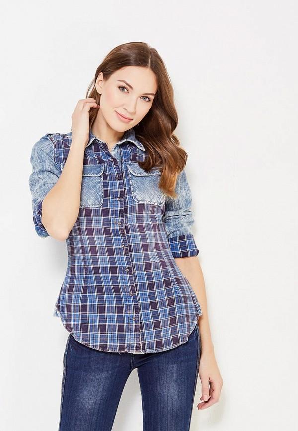 Рубашка джинсовая DSHE DSHE MP002XW1AV4C рубашка джинсовая dshe dshe mp002xw140z7