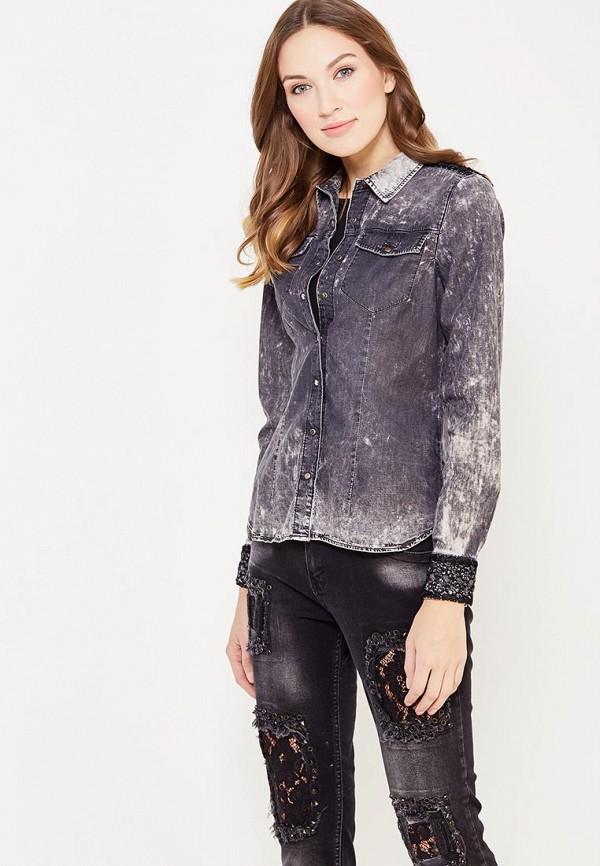 Рубашка джинсовая DSHE DSHE MP002XW1AV58 рубашка джинсовая dshe dshe mp002xw140z7