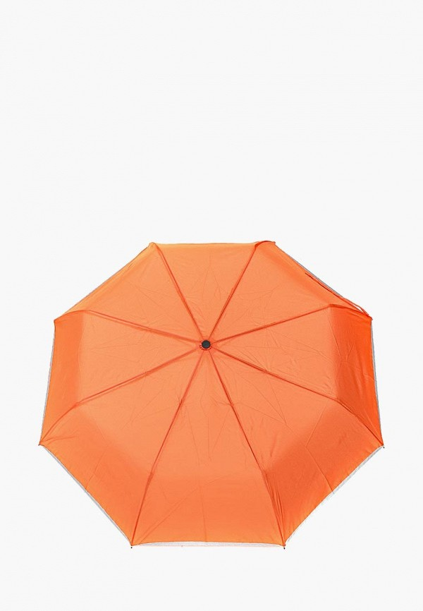 мужской зонт gf ferre, оранжевый