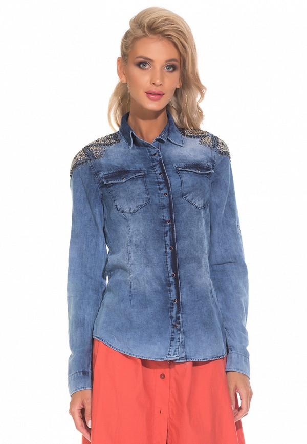 Рубашка джинсовая DSHE DSHE MP002XW1AVBB рубашка джинсовая dshe dshe mp002xw140z7