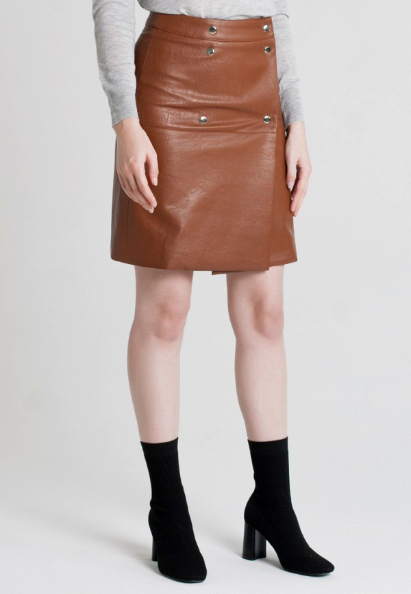 Купить Юбка UNNA, MP002XW1AXEB, коричневый, Осень-зима 2017/2018