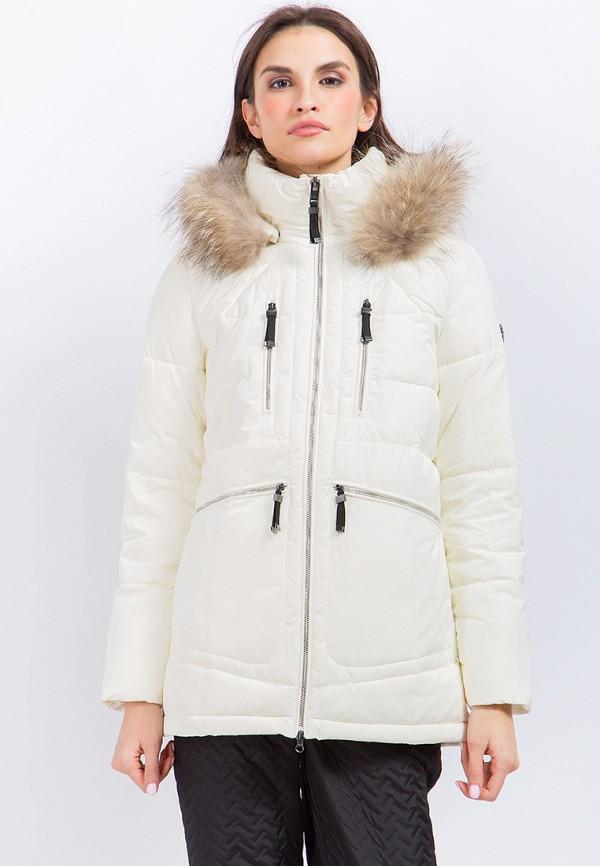 Купить Куртка утепленная Finn Flare, MP002XW1AXHY, бежевый, Осень-зима 2017/2018