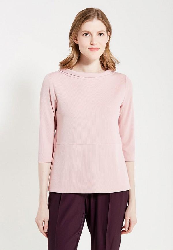 Блуза Мария Браславская, MP002XW1AY4Y, розовый, Осень-зима 2017/2018  - купить со скидкой